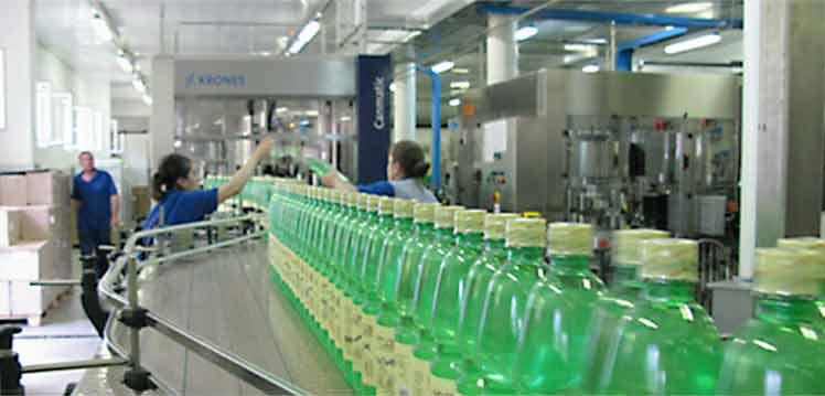 La BERD consent un nouveau prêt à un producteur d'eau minérale leader sur le marché géorgien